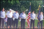 Summer 2015 - North St. Paul Veterans Park Dedication
